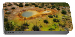 Yellowstone Hot Pool Portable Battery Charger