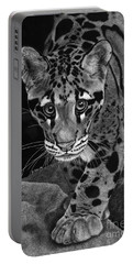 Yim - The Clouded Leopard Portable Battery Charger