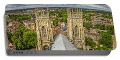 York From York Minster Tower Portable Battery Charger