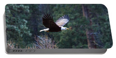 Yosemite Bald Eagle Portable Battery Charger