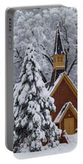 Yosemite Chapel Portable Battery Charger