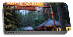 Yosemite Curry Village Portable Battery Charger