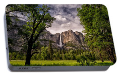 Yosemite National Park Portable Battery Chargers
