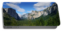 Yosemite National Park Portable Battery Charger