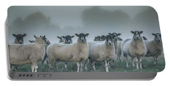 You And Ewes Army? Portable Battery Charger