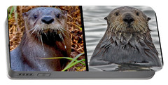 You Otter See This Portable Battery Charger