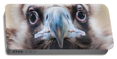Young Baby Vulture Raptor Bird Portable Battery Charger