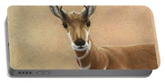 Young Pronghorn Portable Battery Charger