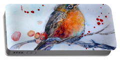 Young Robin Portable Battery Charger