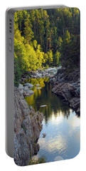 Yuba River Twilight Portable Battery Charger