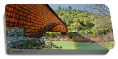 Portable Battery Charger featuring the photograph Yuba State Park by Jim Thompson