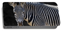 Z Is For Zebra Portable Battery Charger