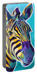 Zebra - Sunrise Portable Battery Charger