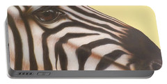 Zebra Portable Battery Charger by Darren Robinson