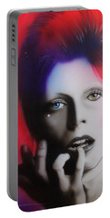 Ziggy Stardust Portable Battery Charger