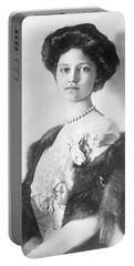 Zita  Hrh Empress Of Austria, Princess Of Bourbon And Parma, 1914 Portable Battery Charger