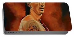 Zlatan Ibrahimovic Painting Portable Battery Charger