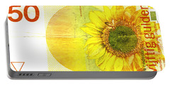 Zonnebloem Portable Battery Charger