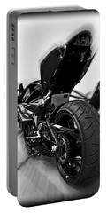 Zoomed Gsxr Portable Battery Charger