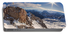 Zugspitze Summit Portable Battery Charger