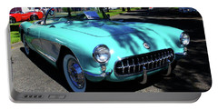 55 Corvette Portable Battery Charger