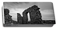 Llanddwyn Island Ruins Portable Battery Charger
