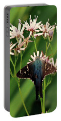 Long-tailed Skipper Portable Battery Charger