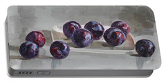 Plums Portable Battery Charger