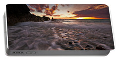 Sunset Tides - Porth Swtan Portable Battery Charger