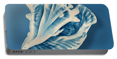 X-ray Of A Conch Shell Portable Battery Charger