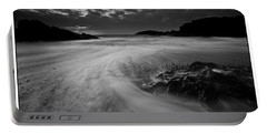 Llanddwyn Island Beach Portable Battery Charger
