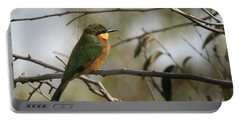 African Bee Eater Portable Battery Charger