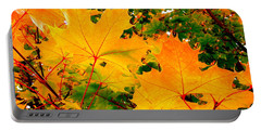 Autumn In British Columbia Portable Battery Charger