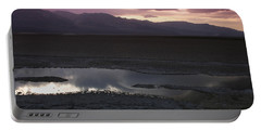 Badwater Basin Death Valley National Park Portable Battery Charger