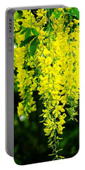 Golden Chain Tree Portable Battery Charger