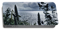 Portable Battery Charger featuring the photograph Golden Gate Bridge - 1 by Mark Madere