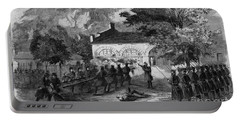 Harpers Ferry Insurrection, 1859 Portable Battery Charger