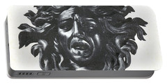 Medusa Head Portable Battery Charger