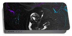 Jerry Garcia - Grateful Dead - Morning Dew Portable Battery Charger