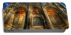 Peterborough Cathedral Portable Battery Charger