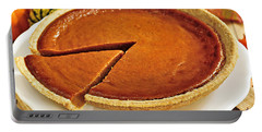Pumpkin Pie Portable Battery Charger