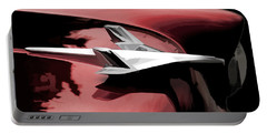 Red Chevy Jet Portable Battery Charger
