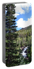 Portable Battery Charger featuring the photograph Rocky Mountain National Park2 by Zawhaus Photography