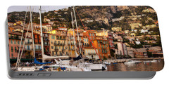 Villefranche-sur-mer  Portable Battery Charger
