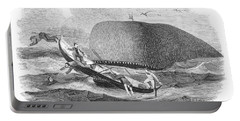 Whaling, 1850 Portable Battery Charger
