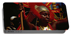 West Indian Day Parade Brooklyn Ny Portable Battery Charger