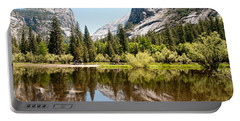 Yosemite Portable Battery Charger by Carol Ailles