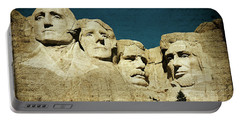 150 Years Of American History Portable Battery Charger