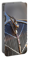 Portable Battery Charger featuring the photograph 1936 Hudson Terraplane by Gordon Dean II