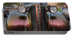 1938 Ford Portable Battery Charger
